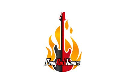 #39 for Logo Design for Pinoy Rock Games by Rajmonty