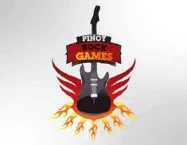 #20 untuk Logo Design for Pinoy Rock Games oleh AUDesignStudio
