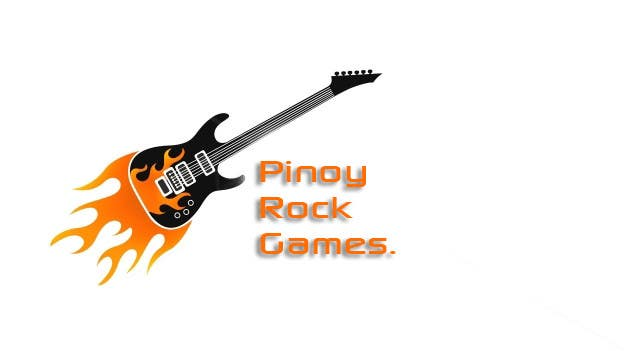 Contest Entry #30 for Logo Design for Pinoy Rock Games