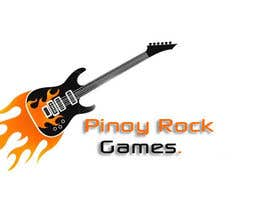 nº 31 pour Logo Design for Pinoy Rock Games par naveenjan