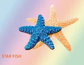 #397 for Design a photo of a star fish by Maria793