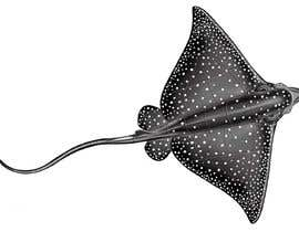 #115 for Design a picture of a spotted eagle ray by kamransaroha