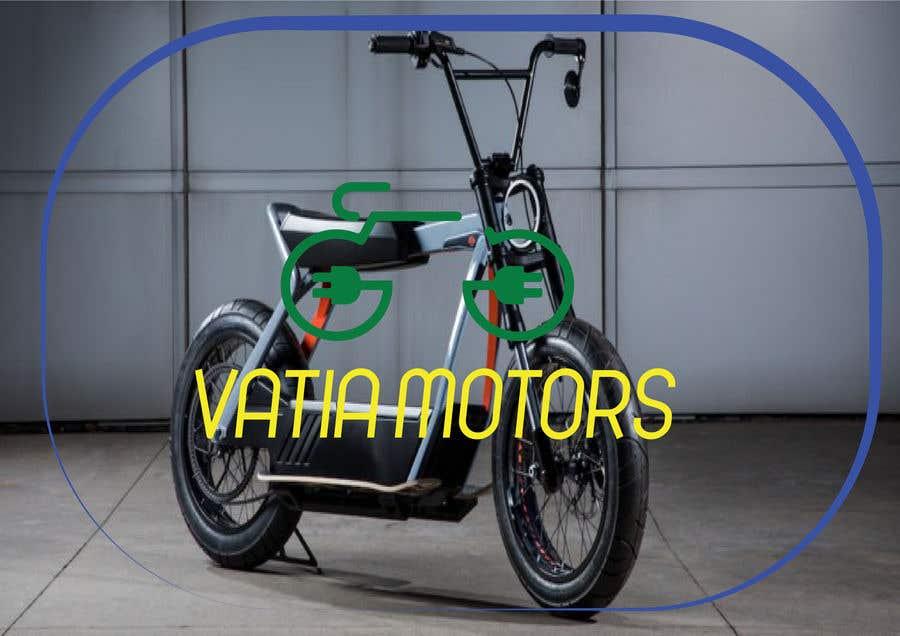 Penyertaan Peraduan #1 untuk ELECTRIC MOTORBIKES CORPORATIVE IMAGE