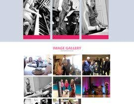 Mdfiroj22 tarafından Update young female jazz band website (pinktrio.com) to look more professional için no 25