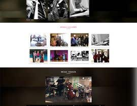 ParimalDesigns tarafından Update young female jazz band website (pinktrio.com) to look more professional için no 2