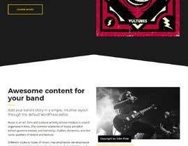 Hk247 tarafından Update young female jazz band website (pinktrio.com) to look more professional için no 4