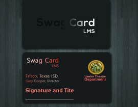 Nro 10 kilpailuun 2 Sided Business Card Design With A New Shield Logo: käyttäjältä sima360