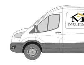 #14 untuk Van/Truck Design oleh MunzalinAnwar