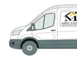 #15 untuk Van/Truck Design oleh MunzalinAnwar