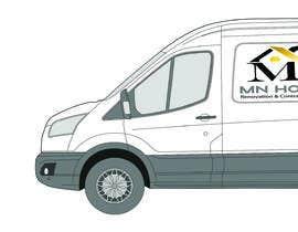 #15 для Van/Truck Design от MunzalinAnwar