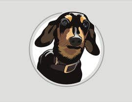 #11 for I would like two images made of each of my dogs, similar to the pin ! by dulhanindi