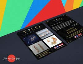 #30 untuk Tilo Jewelry 4x6 flyer oleh razzaks56