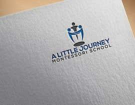 "#33 untuk ""A Little Journey Montessori School"" Logo oleh yousufali5210"