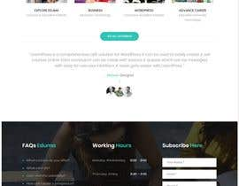 #9 for Wordpress Template Design by Raselkhancse