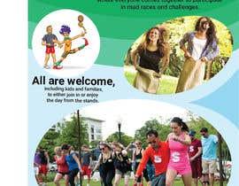 Nro 24 kilpailuun Make a Sports Day Poster - A4 Size käyttäjältä Abdurrahoman