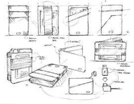 #15 untuk Looking for industrial designer to design NEW slim wallet for mans oleh angellopez1