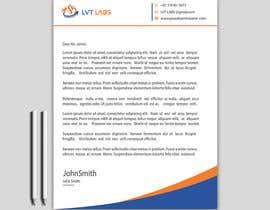 Nro 26 kilpailuun Letterhead Designing PPT Design käyttäjältä FreelancerAnis