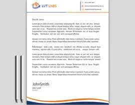 Nro 27 kilpailuun Letterhead Designing PPT Design käyttäjältä FreelancerAnis