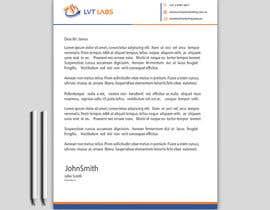 Nro 28 kilpailuun Letterhead Designing PPT Design käyttäjältä FreelancerAnis