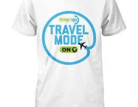 #13 для Amerigo's T-shirt for a Travel Kit Design - 21/05/2019 07:00 EDT от mahfuz97