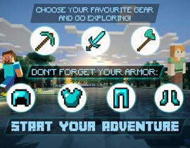 #14 for Minecraft Banner by Sabs07