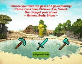 #12 for Minecraft Banner by LOKMANADENAN