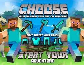 #11 for Minecraft Banner by RandyBermudez