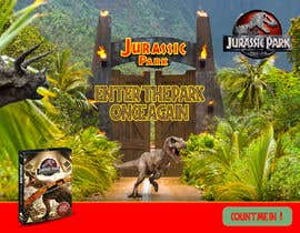 #48 for Jurrasic Banner by TheDavidos