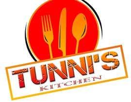 Repagz tarafından Urgent need of Logo Design for a Restaurant named - Tunni's Kitchen (in Delhi, India) için no 19