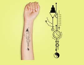 #27 for Design me a tattoo! af alfasatrya