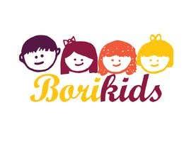 #8 for Logo Revamp/Upgrade for Borikids by mmmoizbaig