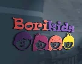 #10 for Logo Revamp/Upgrade for Borikids by mmmoizbaig