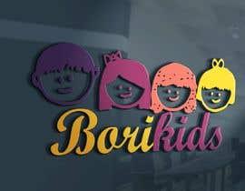#11 for Logo Revamp/Upgrade for Borikids by mmmoizbaig