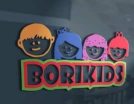 #12 for Logo Revamp/Upgrade for Borikids by mmmoizbaig