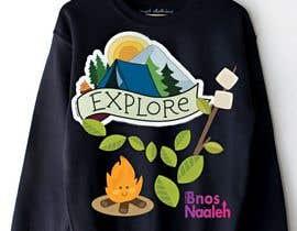 Nro 26 kilpailuun Coool Sublimated Sweatshirt design käyttäjältä jilladeepak2010