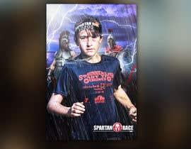 #98 for Spartan Race Poster af AdsignSolution
