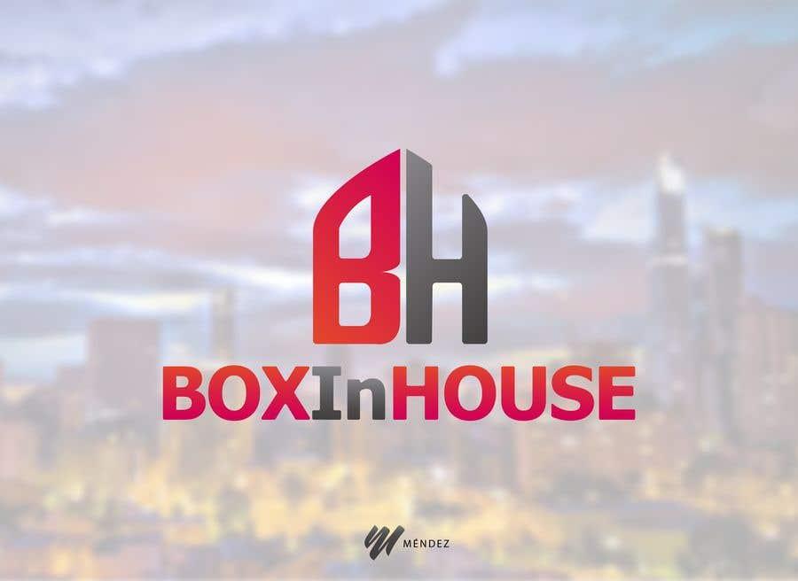 Konkurrenceindlæg #68 for Logotipo para el proyecto - BoxInHouse