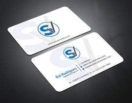#157 for Design a visit card by designer4954