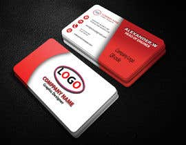 mdroqibul tarafından Design a visit card için no 153