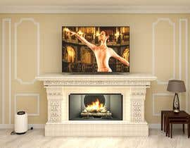 #17 для Design a fireplace accent wall от roarqabraham