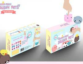 #21 for Create a Package design for Mochi Toys by geandreina9