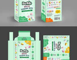 #10 for Create a Package design for Mochi Toys by jaydeo