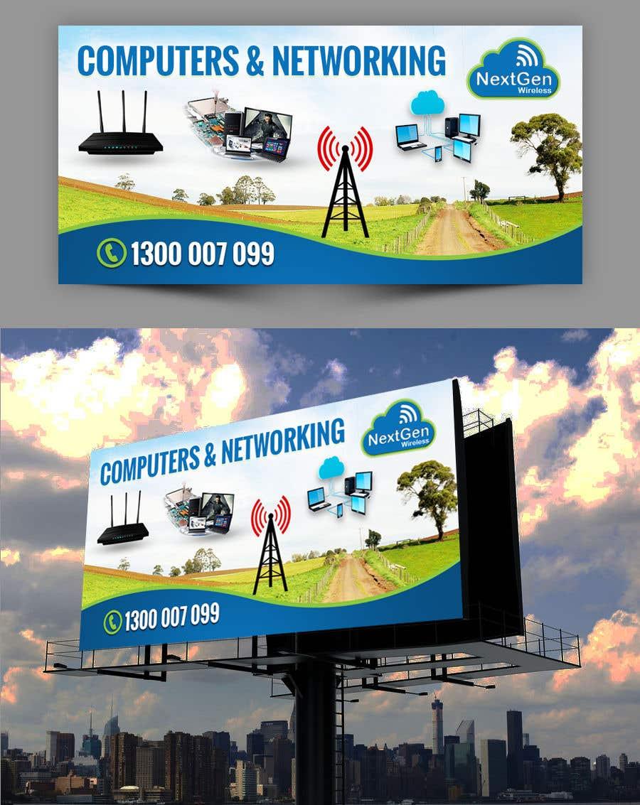 Contest Entry #248 for Roadside Billboard