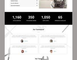 #22 untuk Redesigning my website oleh hosnearasharif