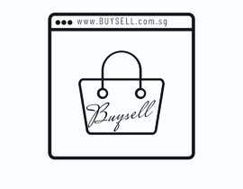 #58 for 3D Logo of www.BUYSELL.com.sg by hamza001ghz