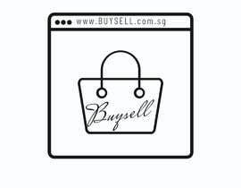 #58 для 3D Logo of www.BUYSELL.com.sg от hamza001ghz