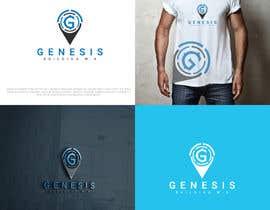 #171 for logo design for (Genesis building W.A) af eifadislam