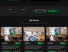 #185 for Top Noch Website Design For Room Sharing Platform Wanted af ksumon4711