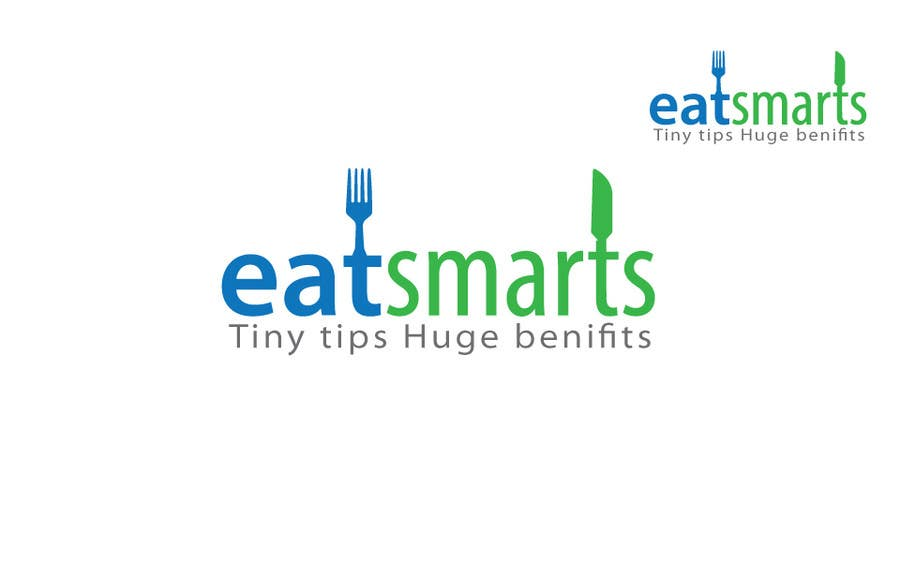 Contest Entry #28 for Logo Design for Eat Smarts