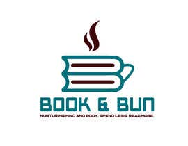 nº 368 pour LOGO FOR A BOOK CAFE par hossainmahbub999